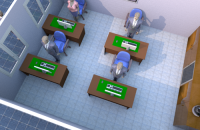 办公室家具用什么材料更利于风水?